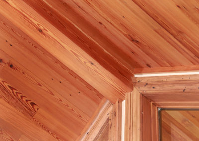 Reclaimed Heart Pine Beams
